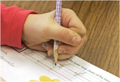New standards don't require students to learn cursive writing